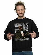 Notorious BIG Men's Biggie Army Sweatshirt