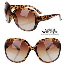 New Women Ladies Designer Fashion Sunglasses UV400 Vintage Oversized Frame UK