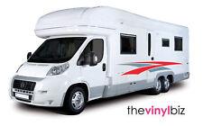 camping-car Graphique Stickers Vinyle auto caravane AUTOCOLLANT utilitaire