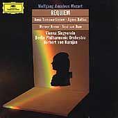 Mozart: Requiem (CD, DG) Von Karajan, Berlin, Tomowa-Sintow, Krenn