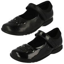 Girls Clarks Light Up School Shoes 'Trixi Rose'