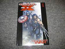 Marvel Comics Ultimate X-Men Ultimate War Volume 5 Trade Paperback BRAND NEW