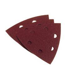 Fogli abrasivi a delta 93x93 mm con velcro blister 5 pz. - PG