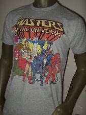 Men's He Man Masters of the Universe Skeletor Evil Lyn Teela Battle Cat Shirt