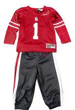 Nike Oklahoma Sooners Football Uniform Baby Infant Halloween Fan Jersey Kids