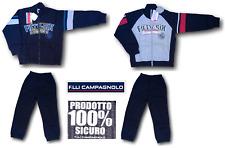CAMPAGNOLO. Tuta invernale per bambino, dynamic, 8Q12642. Felpa zip + Pantalone.