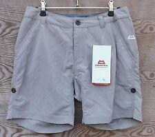 Mountain Equipment approche shorts femmes, léger Short pour dame, Boulder gris