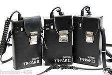 (ONE) SUNPAK TR-PAKII SUNPACK TR-PAK II  WITHOUT CL-PAK IIa BATTERY.