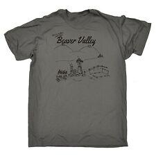 Beaver Valley T-Shirt Unhöflich Witz Stag Brüste Busen Party Lustig Geburtstagsgeschenk
