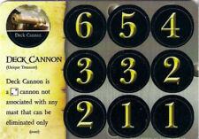 Piratas Fire & Acero - 098 Deck Cannon