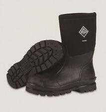 NEW Muck Chore Black Mid Work Boots sz 5,6,7,8,9,10,11,12,13 CHM-000A Waterproof