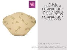 TABLA ABDOMINAL DE COMPRESION, Liposuction Compression Garments M & D