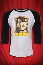 Jim Kelly Old School Martial Arts Blaxploitation Tee T-SHIRT FREE S&H USA