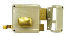 Serratura YALE da applicare per serramenti in legno con cilindro staccato