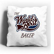 DEL MONDO MIGLIORE Baker cuscino