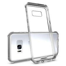 Samsung Galaxy S8 Ultra Slim Shockproof Clear Hard Back Case TPU Bumper Cover S8