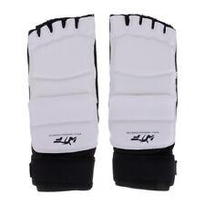 Hot�Taekwondo Foot Hand Guard Protector Martial Arts Sparring Instep Gear Karate