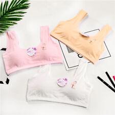 New Lovely Girls Printing Underwear Bra Vest Toddler Underclothes Sport Undies