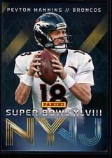 2014 Panini Super Bowl XLVIII Denver Broncos - Pick A Player
