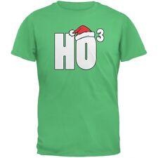 Ho Cubed Irish Green Adult T-Shirt