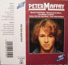 Musikkassette Peter Maffay / Peter Maffay - Album Telestar