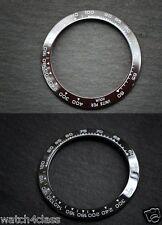 42.3mm or 38.8mm ceramic (FITS) ROLEX cosmograph daytona bezel insert loop