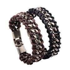 Personalized Leather Bracelet Men's Students Bracelet Jewelry Fashion Simple