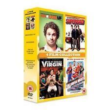 Knocked Up / Superbad / The 40 year Old Virgin / Talladega Nights - DVD NEW SEAL