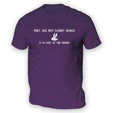 Ils ne sont pas lapin poils t-shirt homme-x13 couleurs-bunny love pet drôle cadeau