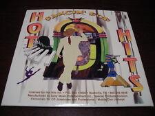 HOT HITS DANCIN'  POP SERIES CD VOL 40 JUKEBOX DJ NEW