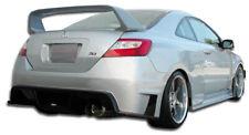 06-11 Honda Civic 2DR GT500 Duraflex Rear Wide Body Kit Bumper!!! 105247