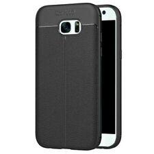 Samsung Galaxy S7 Protective Case Mobile Phone Case Silicone Bag Matt Black