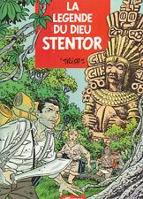 TRIPP. La légende du dieu Stentor. 1987 avec le journal