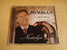 CD / JO VALLY MET HET STRATO-VANI ORKEST- NOSTALGIE