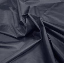 Blu Navy Tessuto di nylon 5oz impermeabile Tenda materiale COPERTURA all'aperto Sedile Ghette