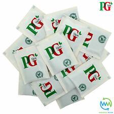 PG TIPS Tea Bags SACHETS Individual ENVELOPED Tagged Bag 100% BLACK Classic Pack
