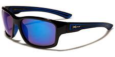 Sporty Rectangular Men's MIRRORED Sunglasses 100% UV 400 Protection