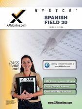 Cst Spanish Field 20 Teacher Certification Test Prep Study Guide (Paperback or S