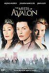 The Mists of Avalon (DVD 2001) Julianna Margulies, Joan Allen, Anjelica Huston