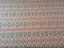 Sivas Ikat Jacquard Persa Rojo/Gris Cortina/artesanía/Tela de tapicería