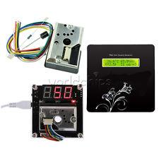 LED LCD1602 PM2.5 GP2Y1014AU0F Dust Smoke Measuring Sensor Air Quality Detector
