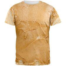Halloween Peanut Butter PB Sandwich Costume All Over Adult T-Shirt