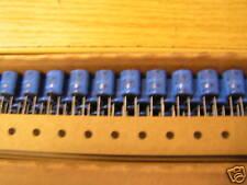 Condensador electrolítico LELON 10v 1000uF 24 piezas OL0004 radial