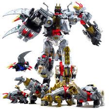 BPF Transformers Generations Power of the Primes Volcanicus Dinobot KO.ver