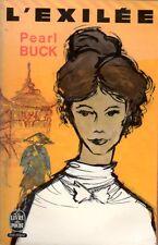 PEARL BUCK / L'EXILEE / POCHE
