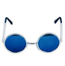 ROUND HIPPY LENNON Specs occhiali anni 1970 Vari Colori Costume Accessori