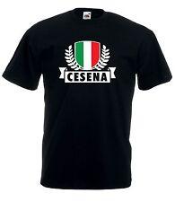 T-shirt Maglietta J1772 Cesena Stemma Città d'Italia  Emilia Romagna