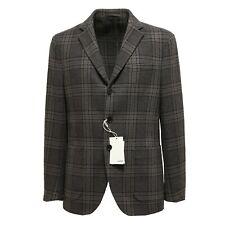 7175L giacca uomo grigia GENIALI giacche jackets coats men
