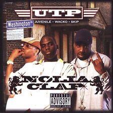 Nolia Clap [PA] by UTP (CD, Nov-2004, Rap-A-Lot/Asylum) NEW