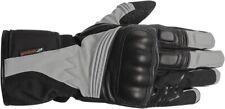 Alpinestars Valparaiso Drystar Street Bike Gloves Mens S-3XL Grey/Black